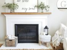 17 Outstanding Ideas To Dress Up Your Non Working Fireplace