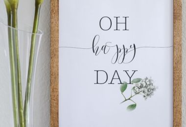 17 Awesome Free Printables That Will Refresh Your Wall Decor