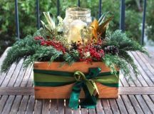 18 Simple But Beautiful Christmas Decorations Which Are Worth Seeing