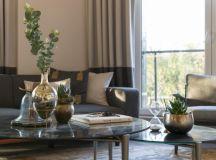A Modern Flat Flourishing with Elegant Details: The Nidapark Kucukyali Flat