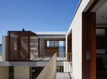 Block House by Porebski Architects in Pearl Beach, Australia