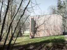 JJ&S.M House by Atelier Mima in Nivillac, France