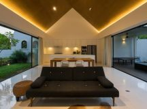 Knikno House by Architect Fabian Tan in Petaling Jaya, Malaysia