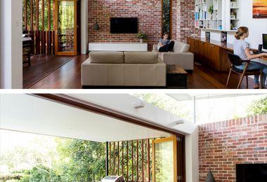 Ward House by Sam Crawford Architects in Sydney, Australia