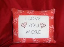 15 Beautiful Handmade Valentines Day Pillow Gifts You Should Consider
