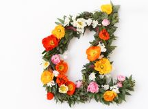 15 Chic DIY Monogram Letters To Add To Your Home Decor