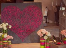 15 Lovely DIY Valentines Decor Ideas For Your Home