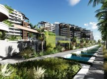 A Sustainable Life Complex in Antalya: SUNIS RESIDENCE