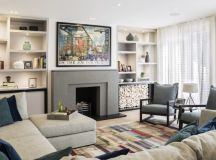 Highgate Hill Townhouse Project by LLI Design in London, UK
