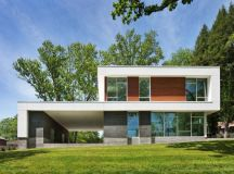 Boetger Residence by BarberMcMurry Architects in Knoxville, Tennessee