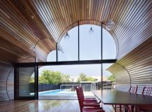 Cloud House by McBride Charles Ryan in Melbourne, Australia