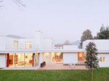 Villa G by SCAPE in Sorengo, Switzerland