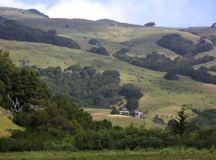 West Marin Ranch by Turnbull Griffin Haesloop in Marin County, California