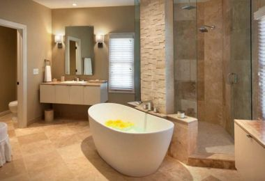 17 Magnificent Bathtub Designs To Help You In Your Choice