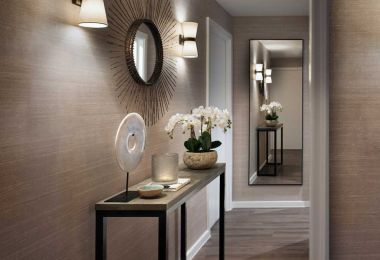 15 Awesome Transitional Hallway Designs You'll Want In Your Home