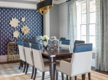 16 Extraordinary Transitional Dining Room Interiors Suitable For Any Home