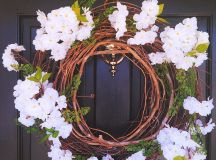 17 Creative Handmade Spring Wreath Designs That Will ...