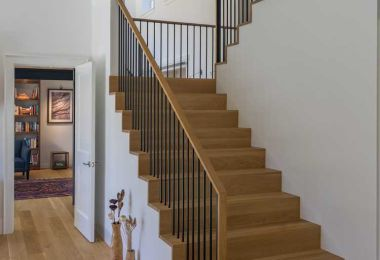 18 Charming Transitional Staircase Designs You'll Love