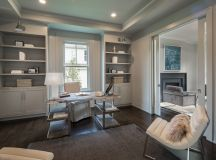 18 Superb Transitional Home Office Designs Youll Want To Work In