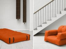 14 Ingenious Folding Furniture Designs Which Are More Than Ideal For Small Spaces