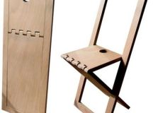 14 Ingenious Folding Furniture Designs Which Are More Than ...