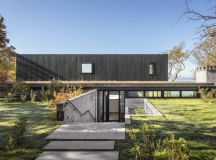 Shore House by Leroy Street Studio in New York, USA