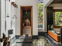 Skewed House by Studio Lagom in Surat, India