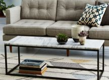 New Hit In The World: Marble Tables That Fit Into Every ...