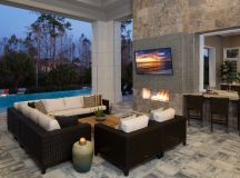 18 Spectacular Transitional Patio Designs You Know You've ...