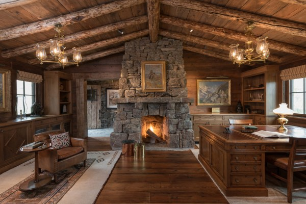 rustic home office design 18 Stylish Rustic Home Office Designs That Will Boost Your