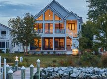 18 Tremendous Transitional Home Exterior Designs You Will ...