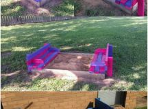 15 Joyful DIY Outdoor Play Areas Your Kids Will Love This ...