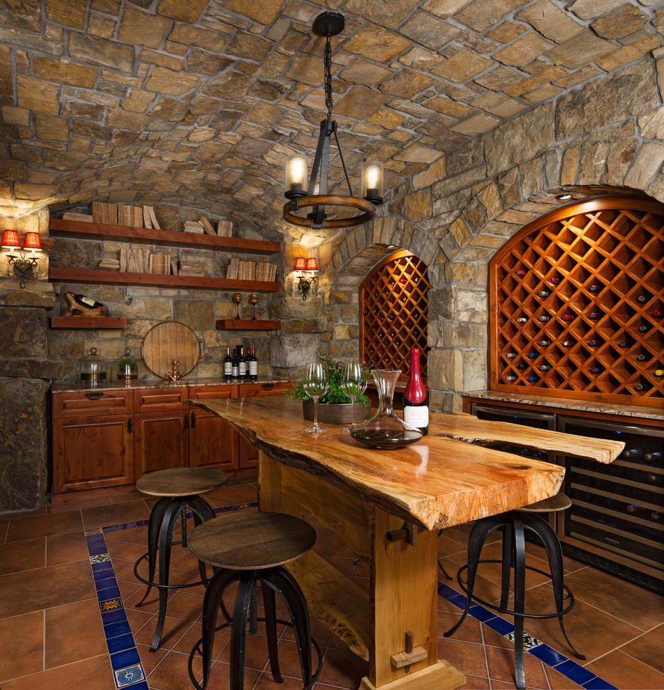 18 Extravagant Rustic Wine Cellar Designs That Will Make