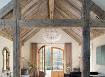 18 Eye-Catching Rustic Foyer Designs You'll Fall In Love With