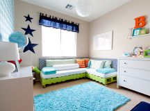 17 Stylish Ways To Decorate Functional Child's Room