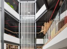 SYN Architects Designs Mafengwo's Global Headquarters ...