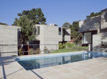 V + D Set by BAK Architects in Mar Azul, Argentina