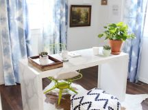 16 Simple DIY Window Treatment Projects