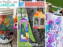 16 Fun And Colorful DIY Ideas That Your Kids Can Easily ...