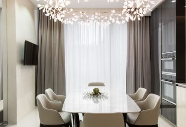 17 Compulsive Contemporary Dining Room Interiors You'll Adore