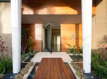 17 Irresistible Contemporary Entry Designs You Cant Not Love
