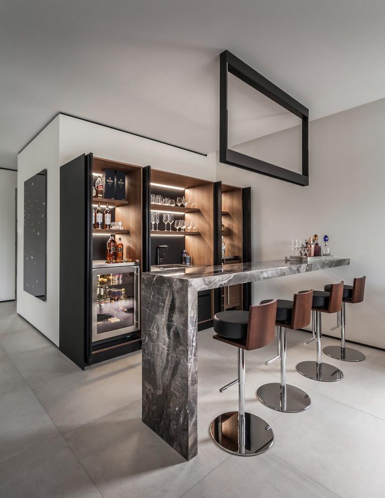 20 Glorious Contemporary Home Bar Designs Youll Go Crazy For