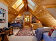 5 Simple Steps For Decorating Functional Attic Childs Room