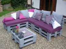 Top 20 The Most Easiest Pallet Projects To Beautify Your Balcony