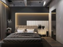 19 Magnificent Dark Bedrooms That Are Simply Amazing