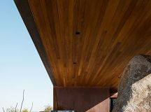 Desert Palisades Guardhouse by Studio AR&D Architects in ...