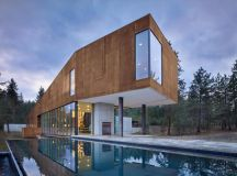 Rimrock Residence by Olson Kundig in Spokane, Washington
