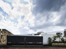 Temozón House by Carrillo Arquitectos y Asociados in Temozón, Mexico
