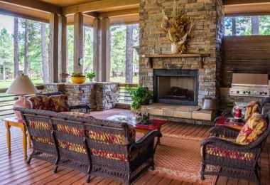 Why Fireplaces Are Becoming The Focal Points of Living Rooms Again