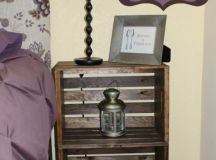 16 Awesome DIY Nightstand Designs That Are Spot On